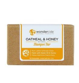 Wondercide Oatmeal Shampoo Bar