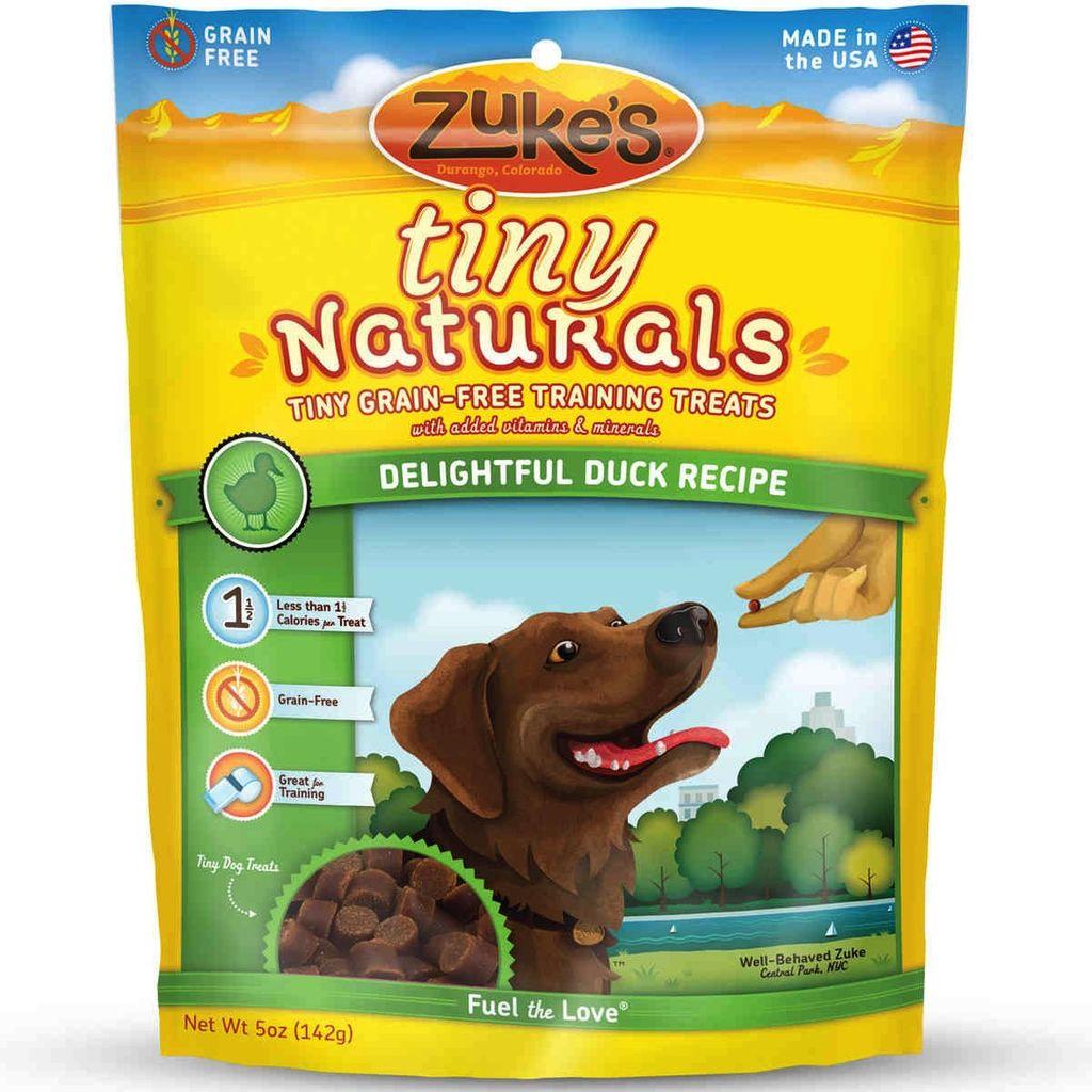Zukes Tiny Naturals Duck