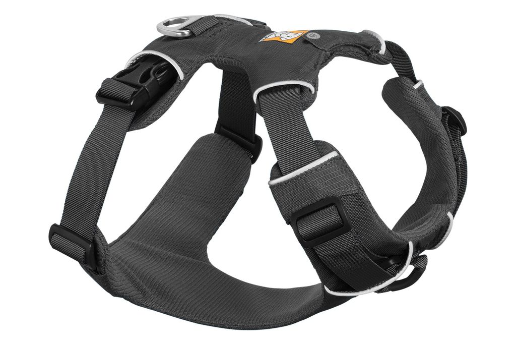 Ruffwear Ruffwear Front Range Harness - Gray, XS