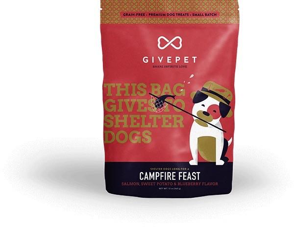 Independent Campfire Feast Dog Treats