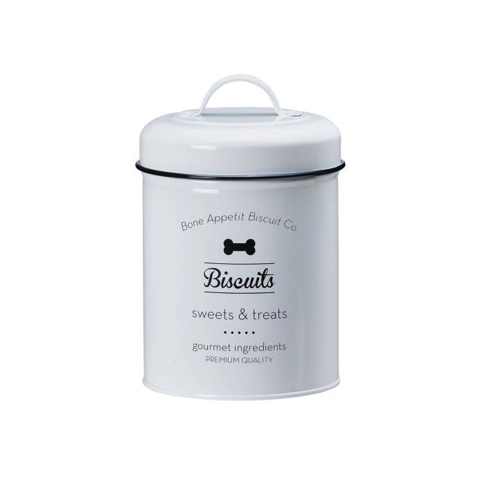 Amici Round Bone Appetit Canister