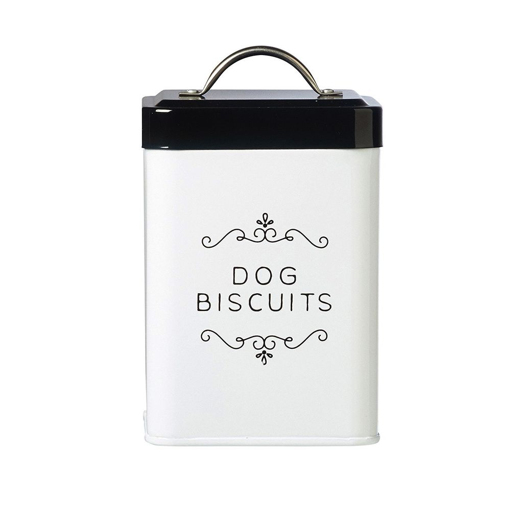 Dog Biscuits Canister