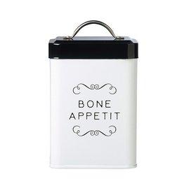Bone Appetit Canister