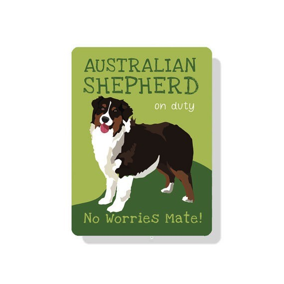 Independent Aussie Sign