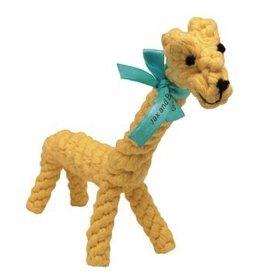 Jax and Bones Giraffe Rope Toy