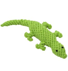 Jax and Bones Lizard Rope Toy