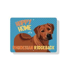 Independent Rhodesian Ridgeback Sign