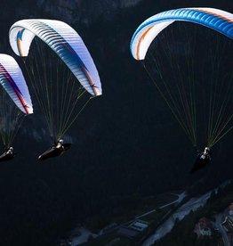 Swing Swing Astral 6 - EN C - Medium (85-110 kg) - 2009 - (Grey/Orange/White ) - Like New - Used