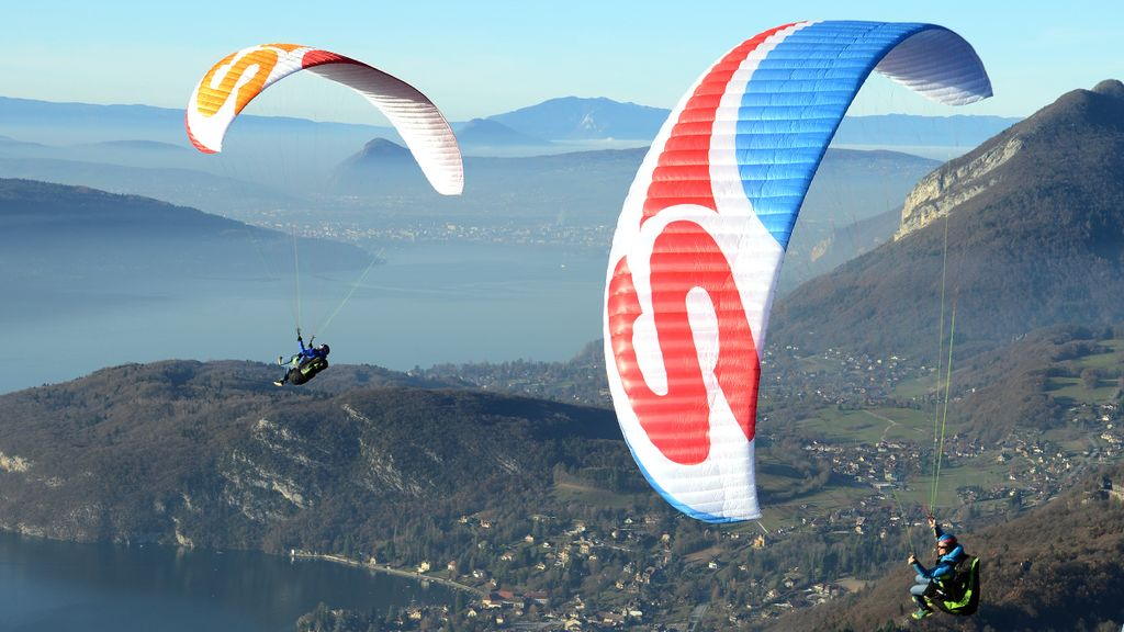 Sup'air Sup'air LEAF LIte - An accessible EN B glider (standard or ultralight risers)