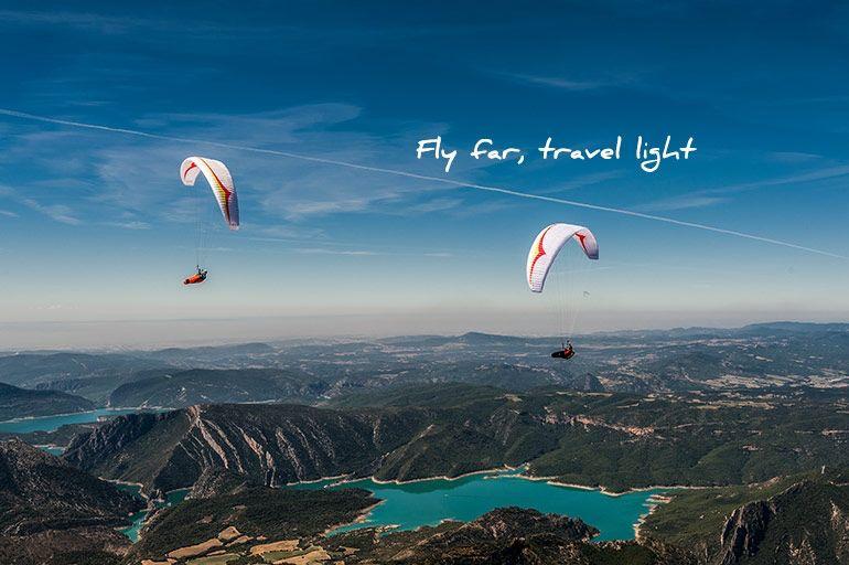 GIN GIN GTO 2 - High performance paraglider