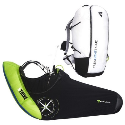 Sup'air Sup'Air STRIKE with the Trek Light Ultra-light paragliding trekking rucksack