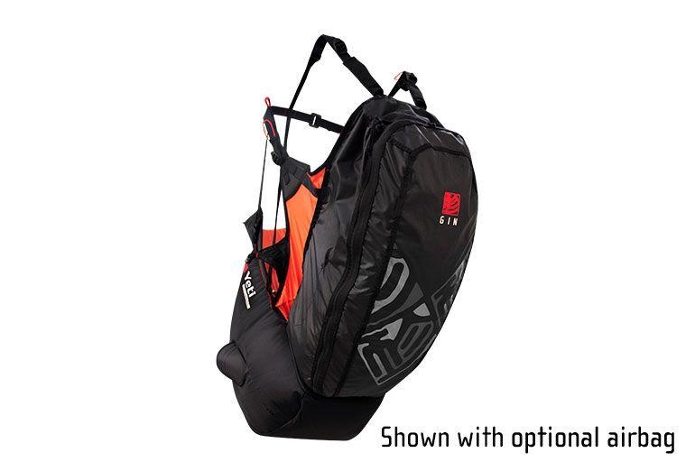 GIN GIN YETI CONVERTIBLE 2 - Ultralight convertible (no airbag)