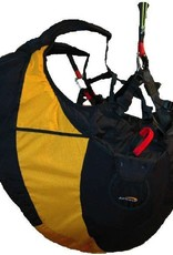 Airwave paraglider harness, size M (includes carabiners) - Used