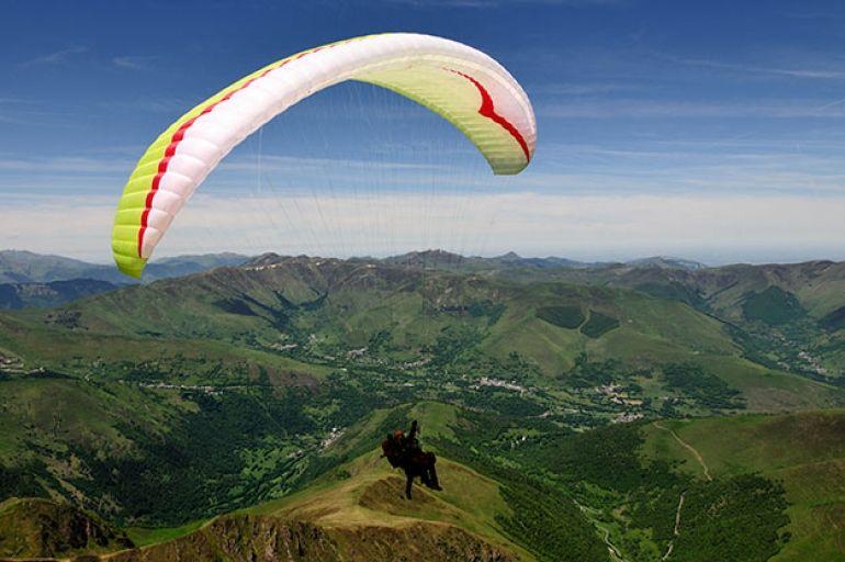 GIN GIN YETI TANDEM - Mountain lightweight tandem EN B