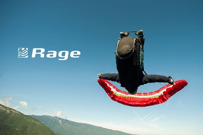 GIN GIN RAGE - Acro glider