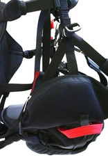 Dudek PowerSeat option for a rescue under the seat