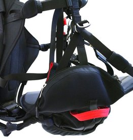 Dudek PowerSeat option for a rescue  (under the seat or side container)