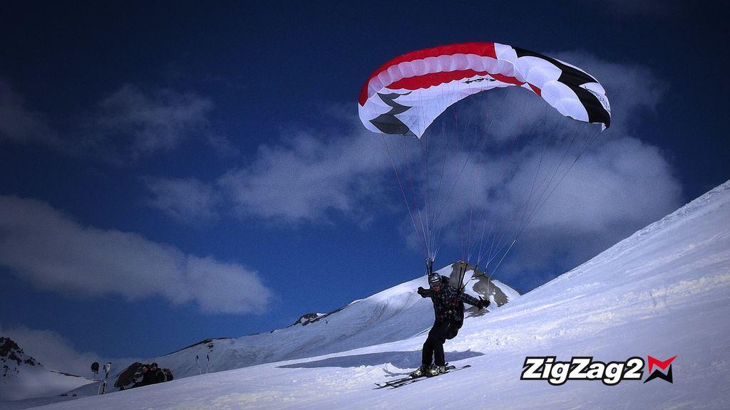 Dudek Dudek ZigZag2 - Speedriding wing