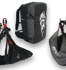 Swing Swing Brave 4 - Speedriding, Speedflying and Hike & Fly Harness