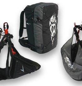 Swing Swing Brave 4 - Speedriding, Speedflying and Hike & Fly Harness