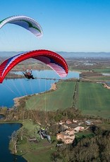 GIN GIN PEGASUS 2 - universal paramotoring wing for beginning and leisure pilots
