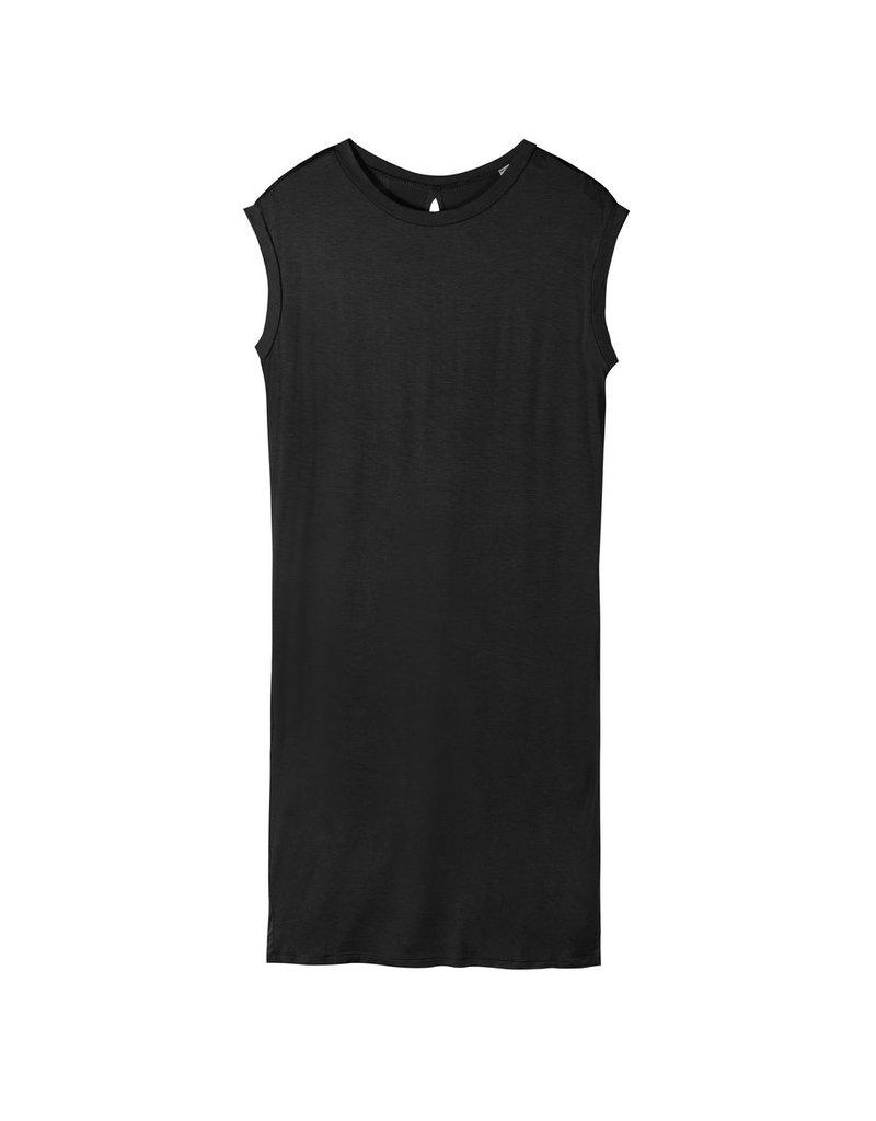 Split Back Dress