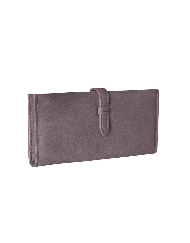Wallet with Slide Closure