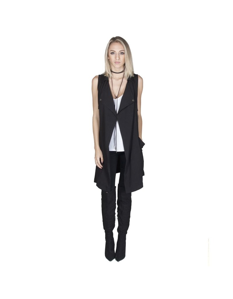 The Trench Vest
