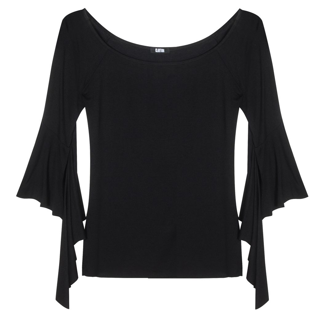 Clarity Top-Black