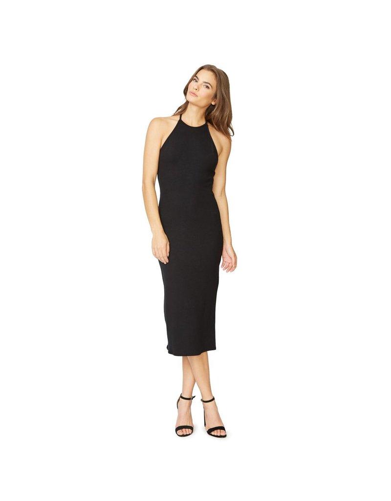 Lux Rib Fernanda Dress