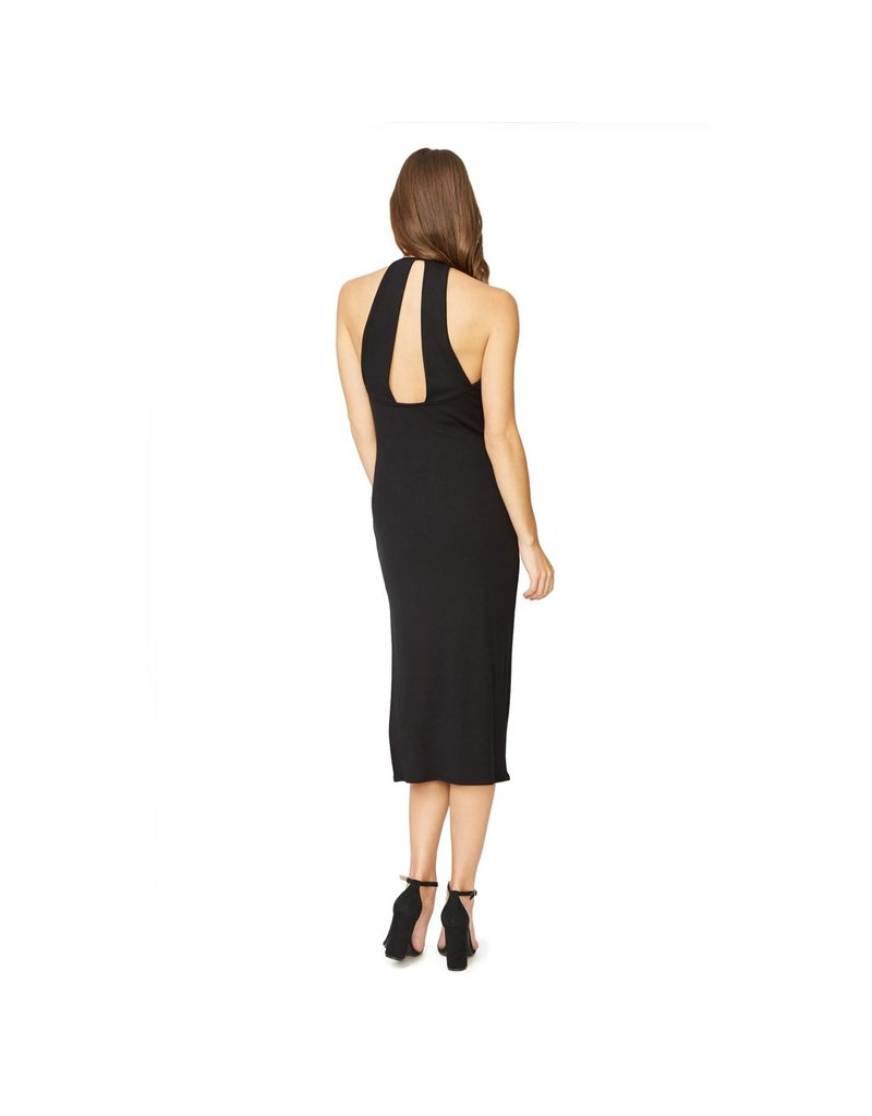 Lux Rib Fernanda Dress