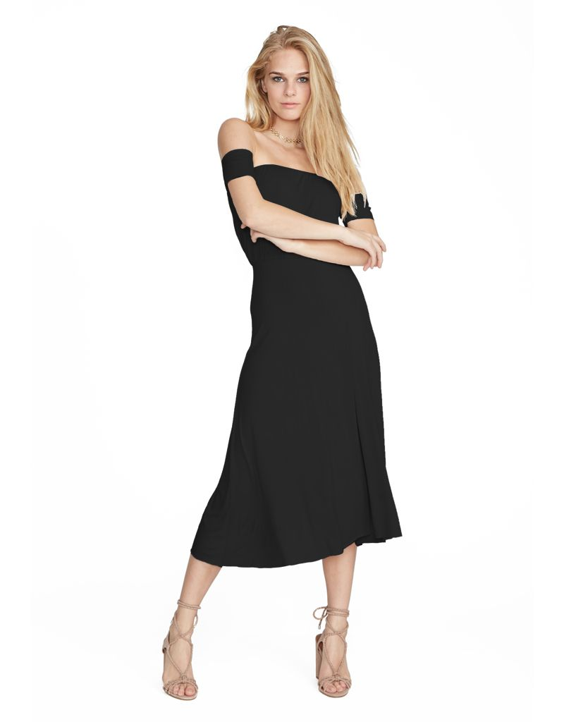 Margaret Mid-Length Dress