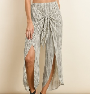 Dress Forum Open Slit Pants