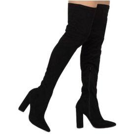 MISS-15X Knee High Boot