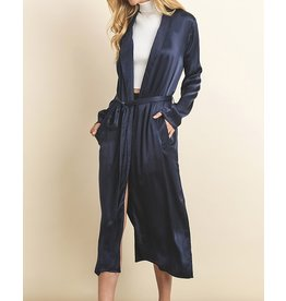 Dress Forum Satin Trench Coat