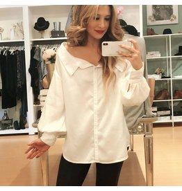 Moira Collar Blouse