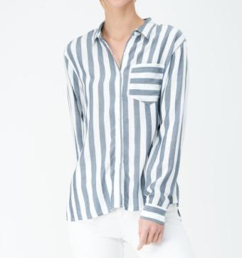 Madeline Stripe L/S Top