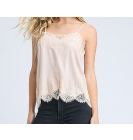 Riley Lace Tank