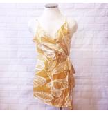 La Jolla Leaf Dress
