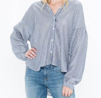 Cruise Stripe Top