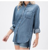 Always Chambray Top