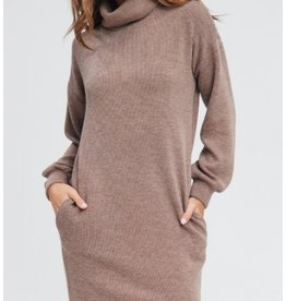 Crystal Sweater Dress