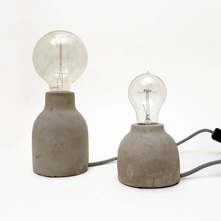Architectural Lamp-Rounded