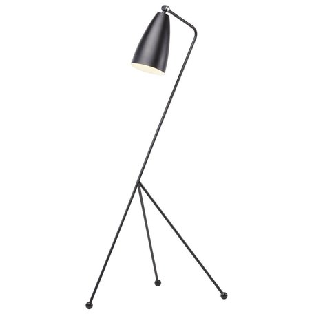 Lucille Floor Lamp -Black
