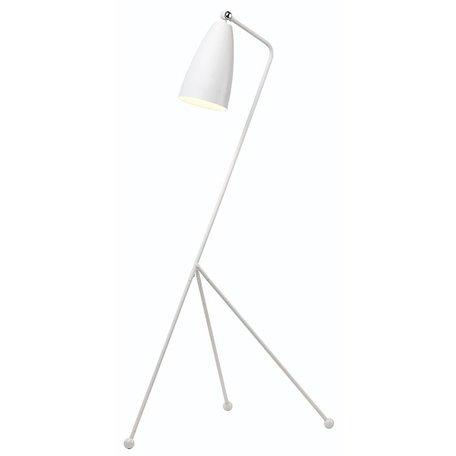 Lucille Floor Lamp -White