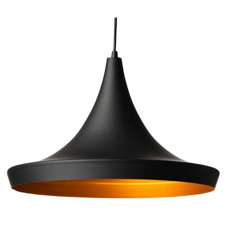 Big Euclid Pendant -Black