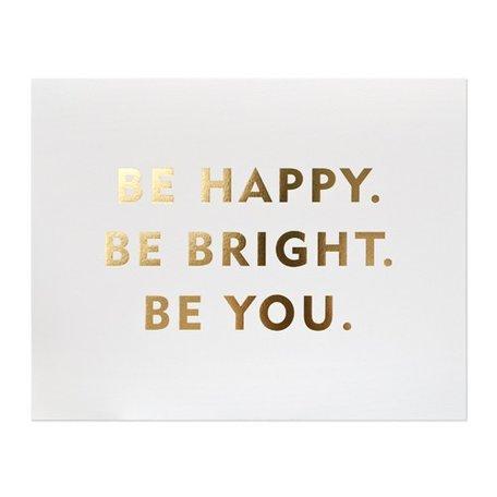 Be You Print -11x14