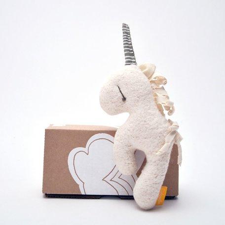 Baby Unicorn Rattle