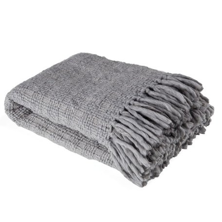 Jericho Throw -Grey