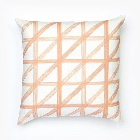 Prism Pillow - Peach